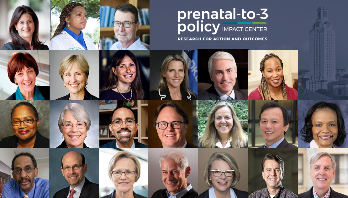 Prenatal-to-3 Policy Impact Center National Advisory Council
