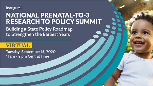 2020 National Prenatal-to-3 Research to Policy Summit