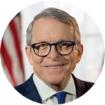 Governor Mike DeWine 70th Governor of the State of Ohio