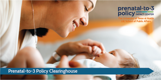 Prenatal-to-3 Policy Clearinghouse